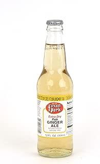 product image for Foxon Park, Ginger Ale Soda, 12 oz. Bottle (Case of 12)