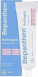 Bepanthen Antiseptic Soothing Cream, 100g