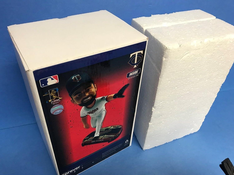 Joe Mauer 2017 Minnesota Twins Limited Edition Bobble Bobblehead
