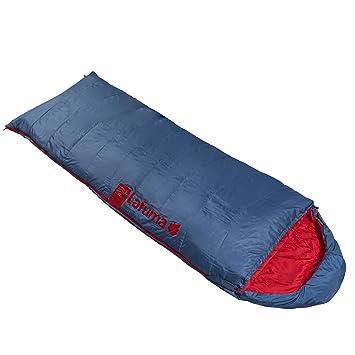 Lafuma lfc1612 - Saco de Dormir Unisex, LFC1612, Insigna Blue/Vibrant Red, Derecha: Amazon.es: Deportes y aire libre