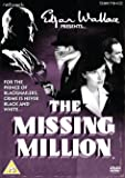 Edgar Wallace Presents: The Missing Million [DVD]