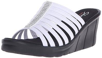 df423c860b86 Skechers Cali Women s Promenade - Bewitched Wedge Sandal