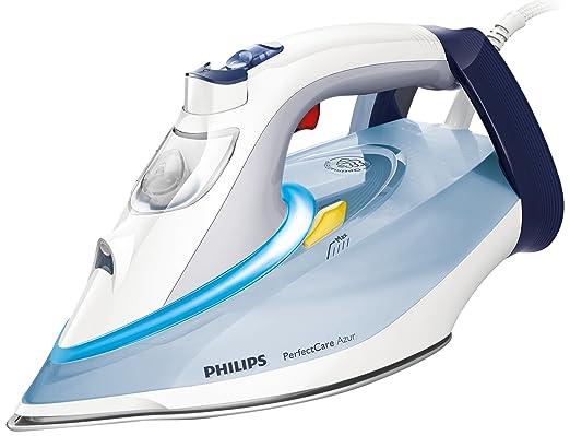 68 opinioni per Philips GC4910/10 PerfectCare Azur Ferro a Vapore, Tecnologia OptimalTEMP, Colpo