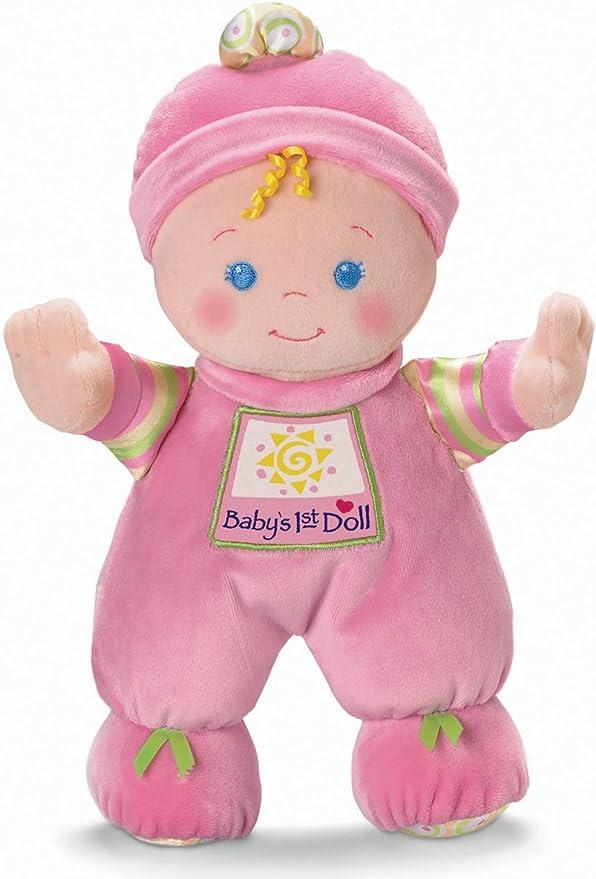 Amazon.com: Primera muñeca del bebé Brilliant ...