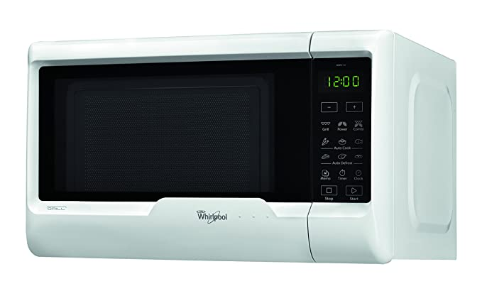 Whirlpool MWD 122 WH - Microondas, 20L, 700W, Color blanco: Amazon.es: Hogar