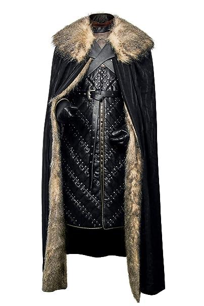 Amazon.com: PartyEver - Disfraz de nieve de 8 Jon de la ...