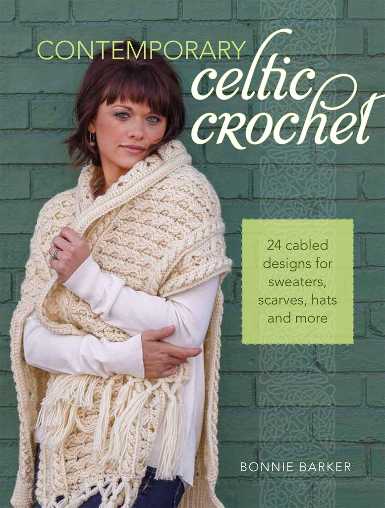 F&W Media Fons and Porter Books, Contemporary Celtic Crochet