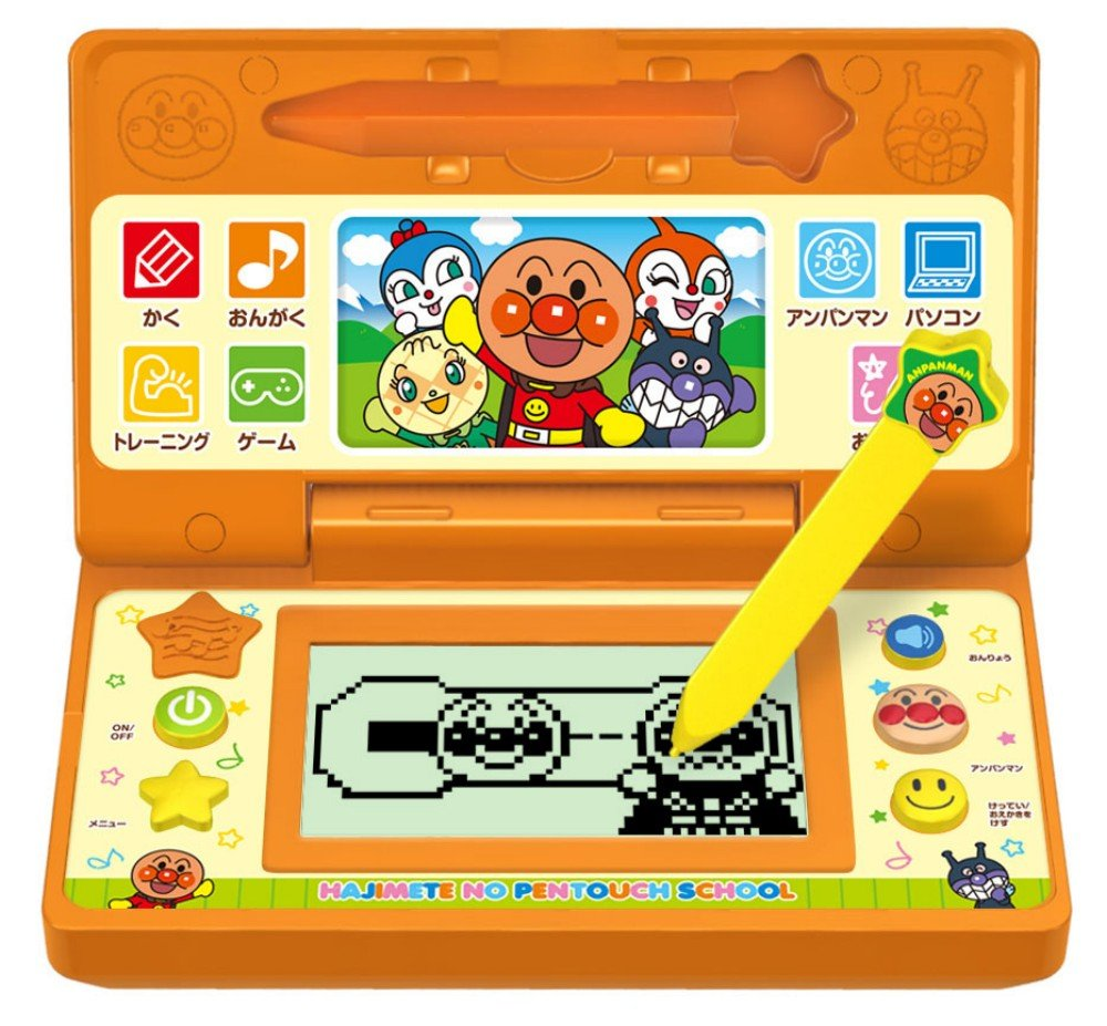 mas preferencial Pen Pen Pen touch school for the first time Anpanman (japan import)  Ahorre 35% - 70% de descuento