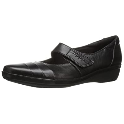 Clarks Women's Everlay Kennon Mary Jane Flat | Flats