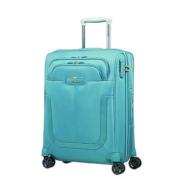 Valise cabine souple Samsonite Duosphere 55 cm Niagara Blue bleu FMDiChvEmH