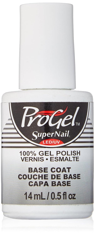 Supernail Progel Base Coat, 0.5 Fluid Ounce 80304