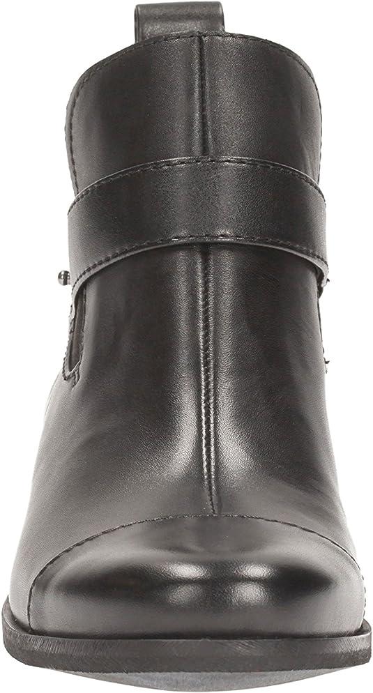 Schwarz /& Dunkelbraun Damen Leder Clarks Knöchel Boots-Ladbroke Magic 2 Farben