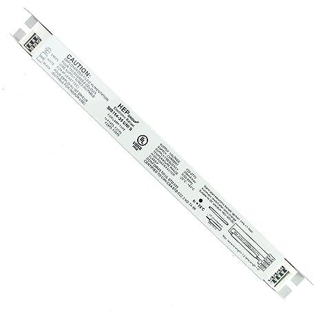 Hep Sis114 35 Uni S Electronic Fluorescent Ballast 120277v 1 Lamp