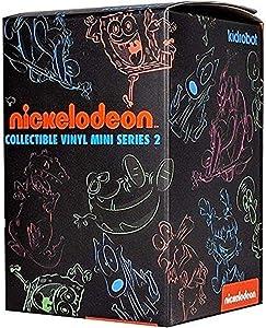 Kidrobot 90's Nickelodeon Cartoons Series 2 Blind Box Mini Figure (1 Figure)