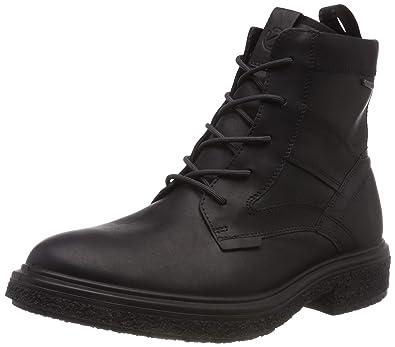 ECCO Herren Crepetray Hybrid M Combat Boots: