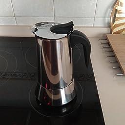 Amazon.es:Opiniones de clientes: Orbegozo KFI 950 Cafetera, 9 Tazas, Acero inoxidable