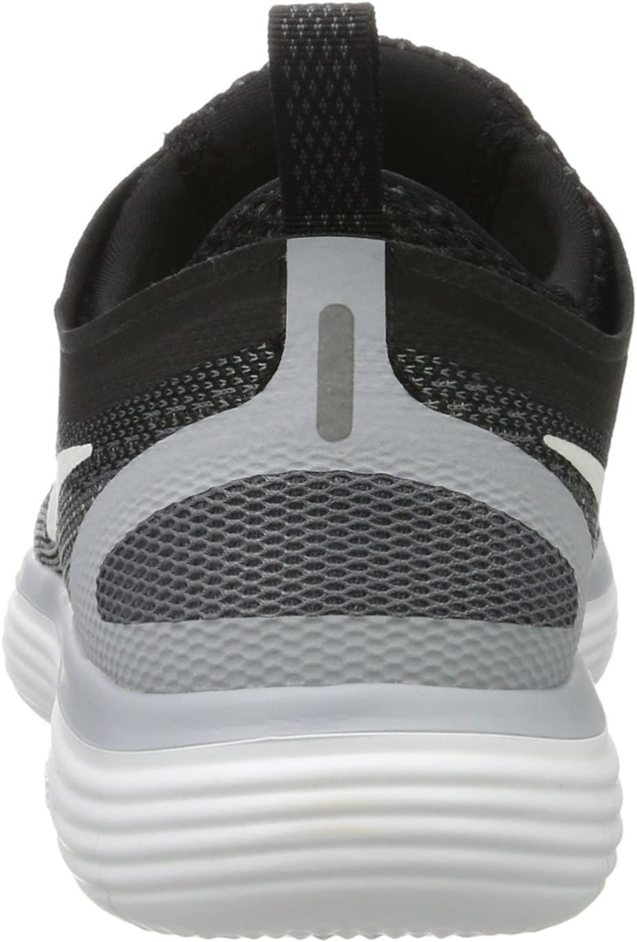 NIKE FREE RUN DISTANCE 2 W Sportschoenen dames Zwart/Wit Running/trail Zwart / Wit