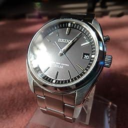 Amazon Co Jp カスタマーレビュー セイコーウォッチ 腕時計 スピリット ハードレックス ソーラー電波修正 Sbtm159 シルバー