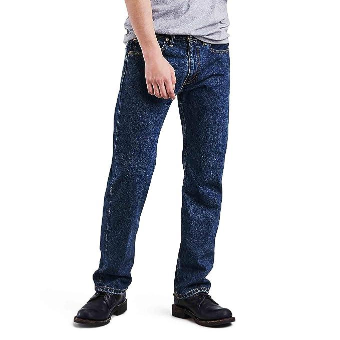revendeur 97888 34a4c Levi's Men's 505 Big & Tall Regular Fit Jean