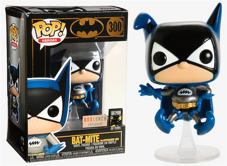 #300 Exclusive Funko Pop Metallic 1st Appearance 1959 45348 Batman Heroes: Bat-Mite