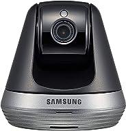 Samsung Manufacturer Renewed SNH-V6410PN SmartCam PT 1080p Full HD Pan and Tilt Wi-Fi Camera Black (Renewed)
