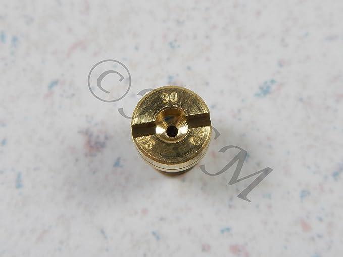KAWASAKI SUZUKI ATV NEW K/&L KEIHIN CARBURETOR 99101-393 MAIN JET #90 18-4512