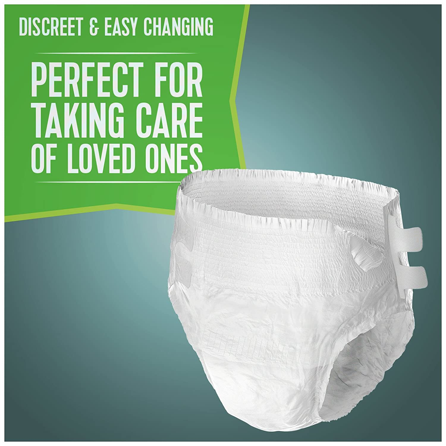 Amazon.com: Depend Adjustable Incontinence Underwear, Maximum Absorbency,  L/XL (Pack of 3): Health & Personal Care