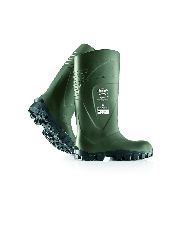 UltraSource - 440115-10 Bekina Boots, StepliteX, Size 10, Green