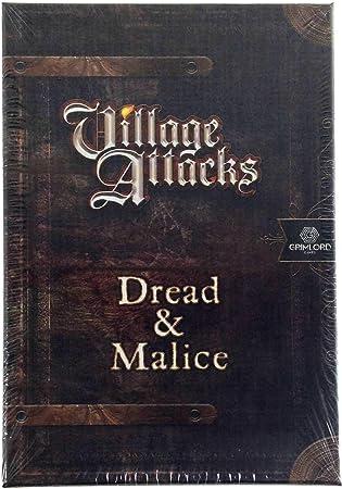 Village attackcs temor y malicia castellano