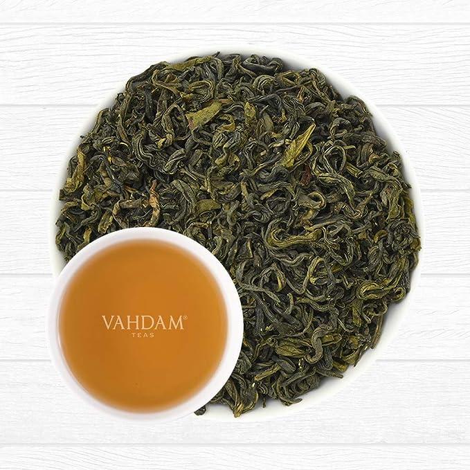 che tipo di tè verde dovrei prendere per perdere peso?