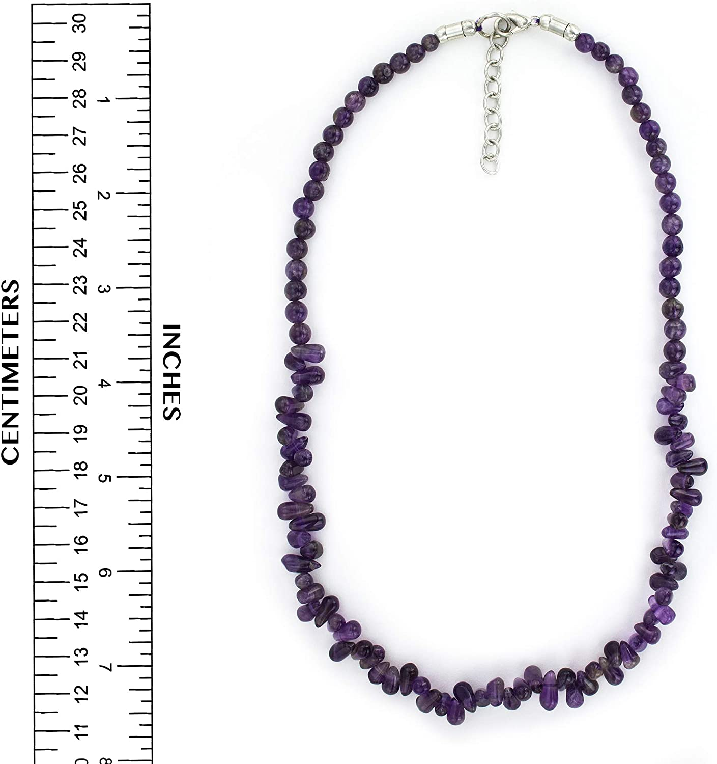 "BLUE /& PURPLE MULTI COLOURED FLUORITE LONG LINE NECKLACE 36/"" LENGTH PALE GREEN"