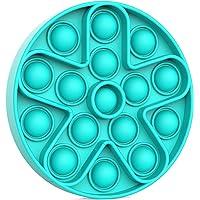 Pop It Fidget Bubble Squeeze Toy, Push Bubbles Pop Fidget Sensory Toy, Loud Side and a Quiet Side to Pop, Autism Special…