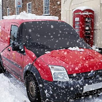 Amazon.es: Ohuhu Parabrisas Cubierta para la nieve Cubierta para el parabrisas del automóvil Cubiertas de hielo para automóviles Cubierta para el parabrisas ...