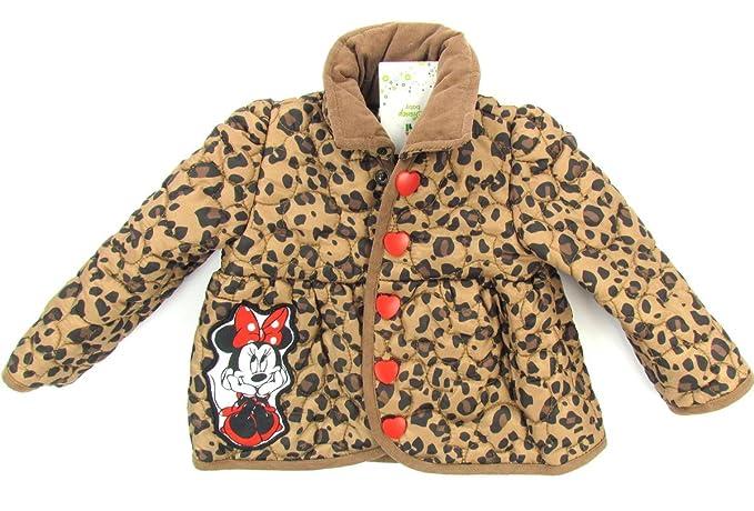 Disney - Abrigos - Animal Print - para bebé niña marrón 24 ...