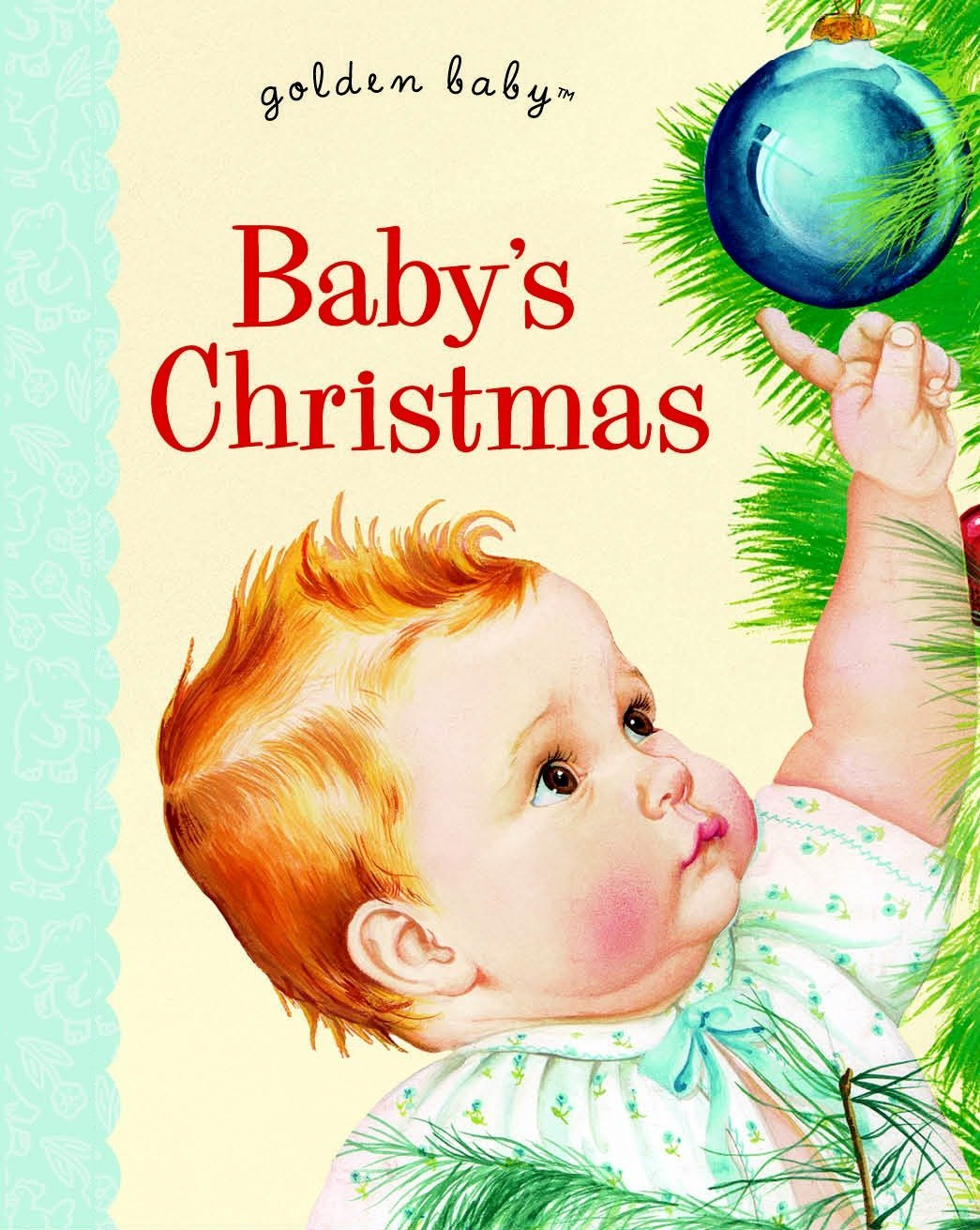 Download Baby's Christmas (Golden Baby) PDF