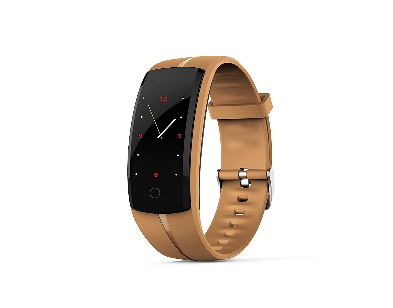 ZEERKEER Armband Uhr Herzfrequenzmessung Whatsapp Pulsmesser