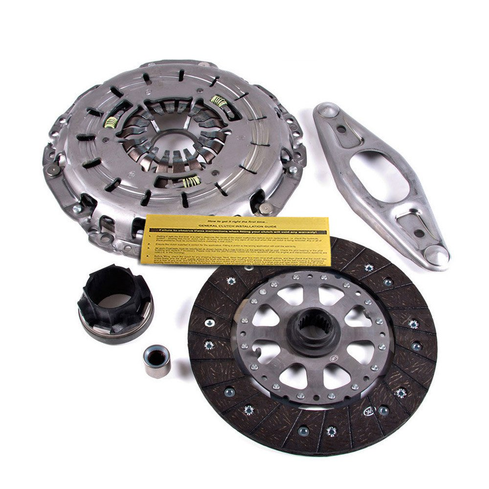 Amazon.com: LUK CLUTCH KIT REPSET 2004-2007 BMW 325i 325Ci 328i 525i Z4 2.5L 3.0L 6 SPEED: Automotive