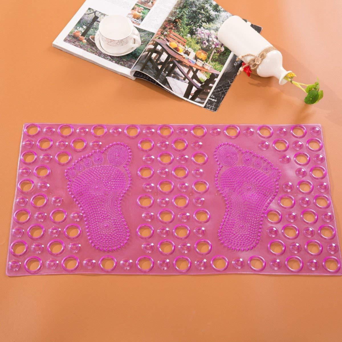 Fuxitoggo PVC-Badezimmer Rutschfeste Matten-Duschmatten, lila-35  64CM (Farbe (Farbe (Farbe   Gelb-35  64cm) B07PCNB77Z Duschmatten 49e938