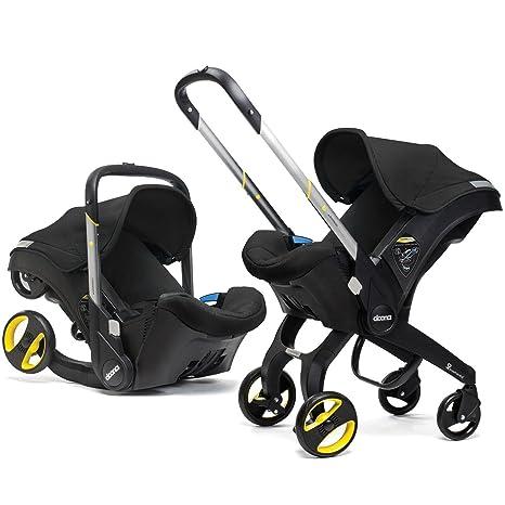 Doona Plus Baby Carcasa & Travel System 2 in1 – Night Negro