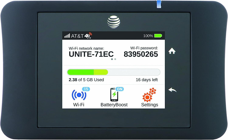 Amazon.com: AT&T Unite Pro hotspot móvil 4G LTE ...