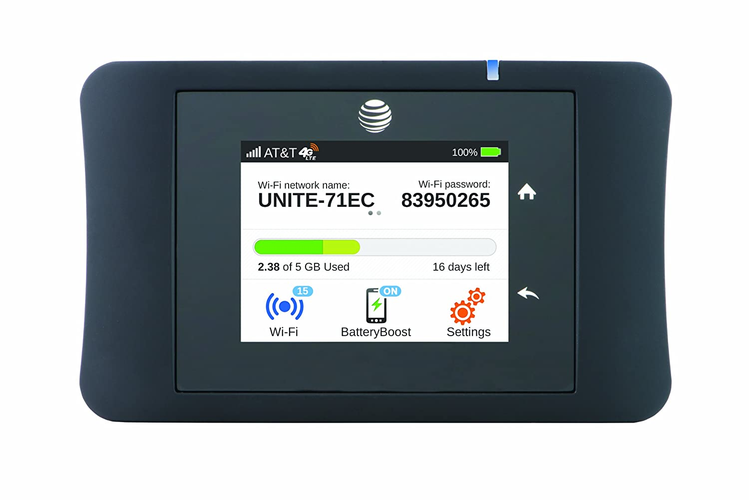 AT&T Unite Pro 4G LTE Mobile WiFi Hotspot (AT&T)
