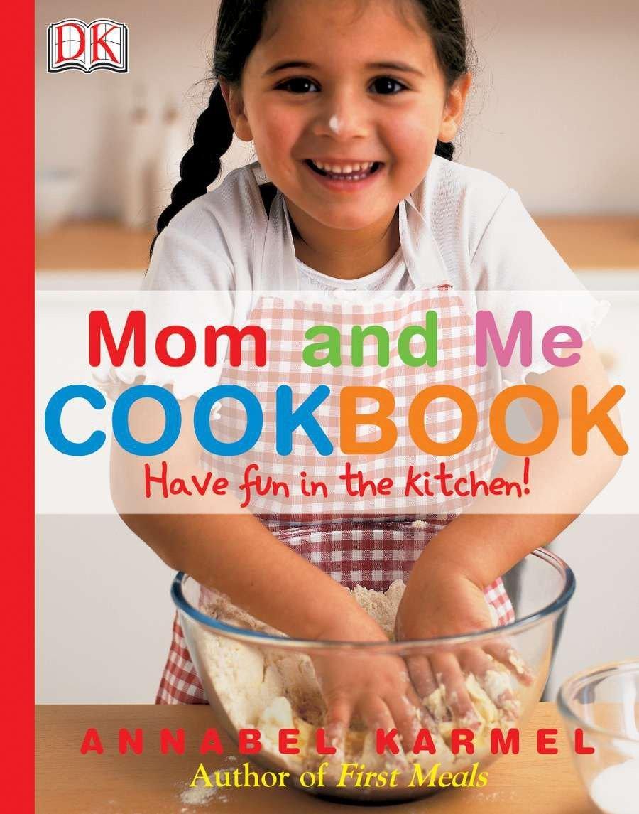 Mom Me Cookbook Annabel Karmel