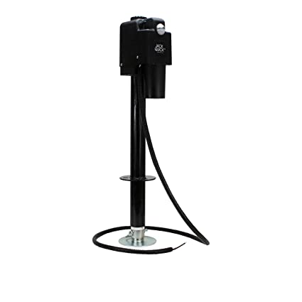 Amazon.com: Quick Products JQ-3500B Electric Tongue Jack-Black ... on