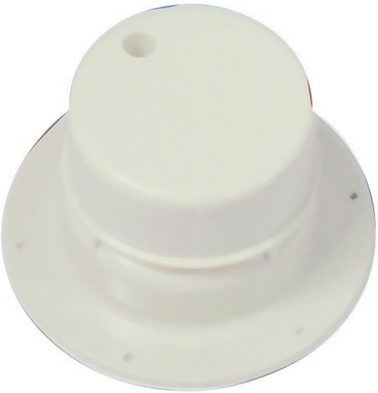 Ventline 62334 White Plastic, Vent