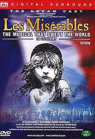 Amazon com: Les Miserables : The Dream Cast in Concert (1995