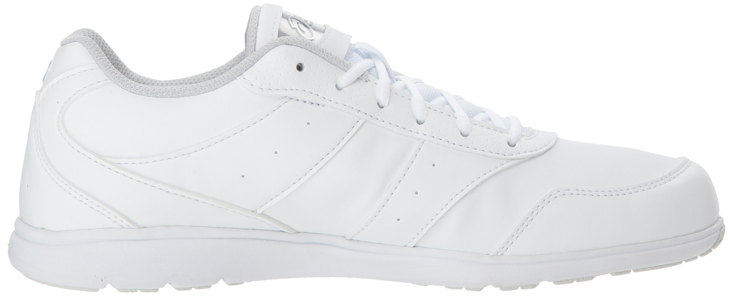 ASICS Cheer 8 Women's Cheer Shoes, White, Size 7