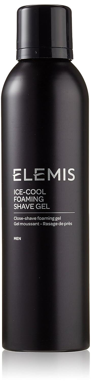 ELEMIS Ice Cool Foaming Shave Gel for Men, 6.7 Fl Oz