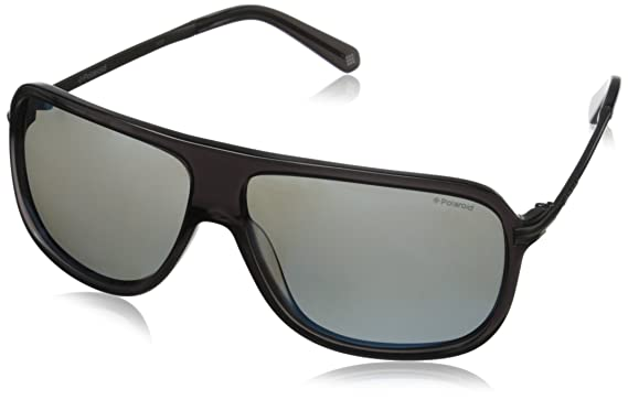 f55cf4255c Amazon.com  Polaroid Sunglasses Men s X8418s Polarized Shield