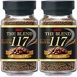 UCC ザ・ブレンド 117 インスタントコーヒー 瓶 90g×2個