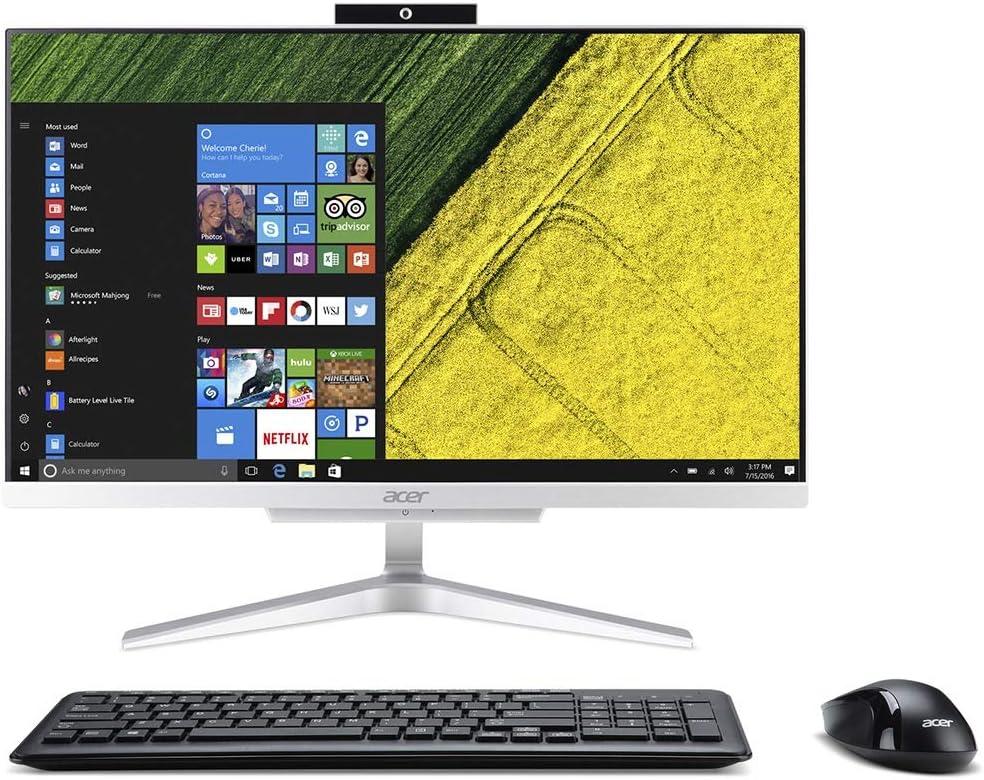 Acer Aspire Tout-En-Un A9 - Ordenador de sobremesa (3,1 GHz, 4Go ...